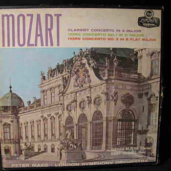Mozart Reel To Reel Tape