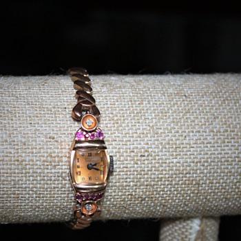 Womens Wrist Watch Lucien Picard Rose Gold - Wristwatches
