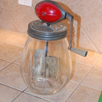 Butter Churn - Kitchen
