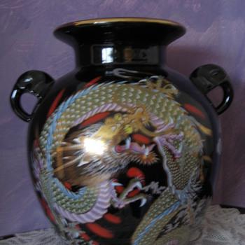 "8"" Vase made in Japan"