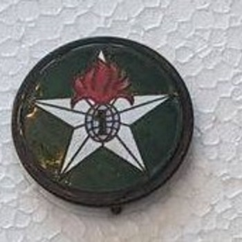 WWII Hat Pin? - Military and Wartime