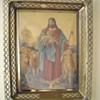 Jesus and Lambs Religious Art