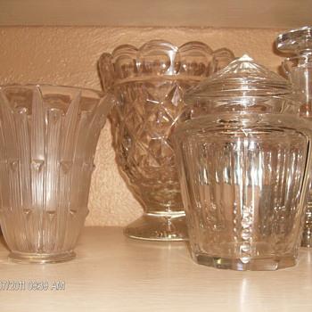 Please Help Identify Pattern Name - Glassware