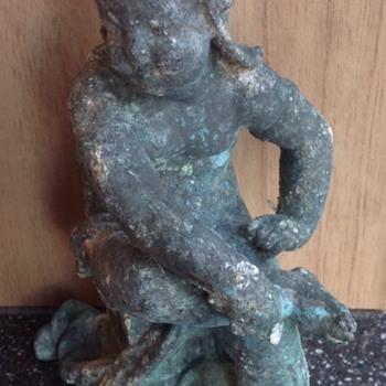 Bronze statuette - Figurines