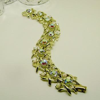 Coro Bracelet - Costume Jewelry