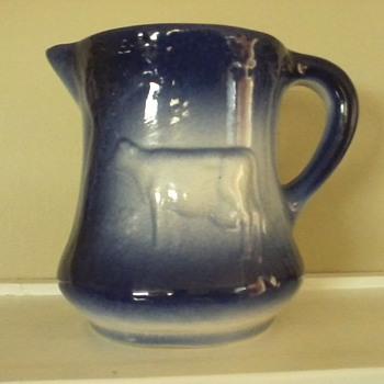 Old Glory Pitcher - Pottery
