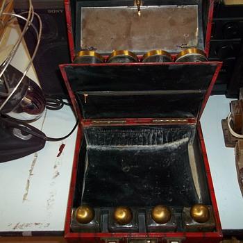 1950s/ 1960s COSMETICS CASE - Accessories