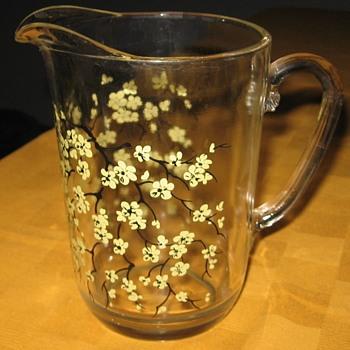 Glass pitcher - Glassware