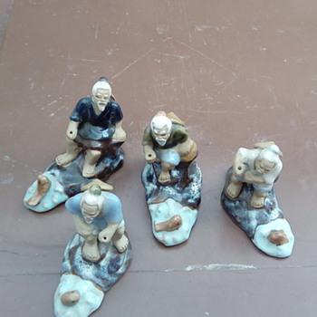 My bonsi fishermen