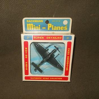 Bachmann Mini-Planes Stuka JU-87 G - Toys