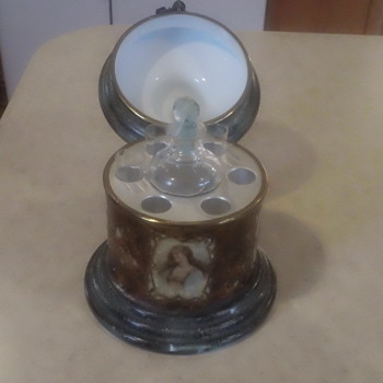 Need help in identifying...some sort of Eastern European liquor decanter - Kitchen