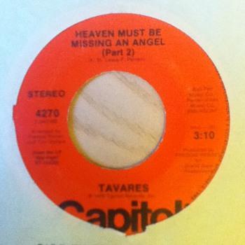 Tavares 45 Record - Records