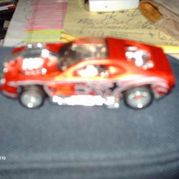 HOTWHEELS   Hollowback - Model Cars