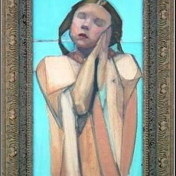 The Beautiful Child by Janet McKenzie 2004