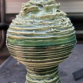 """""""Unique"""" vase - Pottery"""
