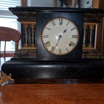 Info on my clock please - Clocks