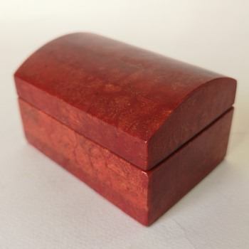 Little red jewelry box - Fine Jewelry