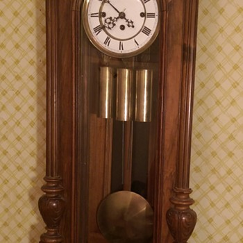 Awesome Gustav Becker Vienna Regulator - Clocks