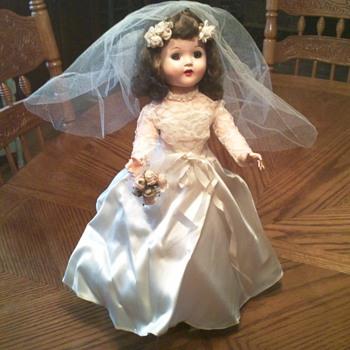 Bride doll - Dolls