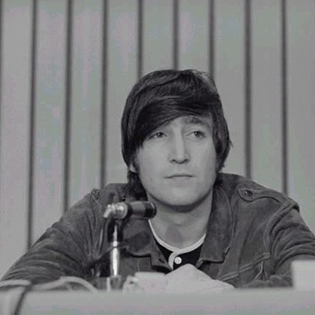 John Lennon-Portland-1965... - Music Memorabilia