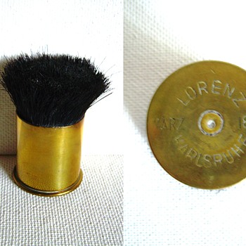 German ammunition manufactorer promotional gift 1887 - Military and Wartime