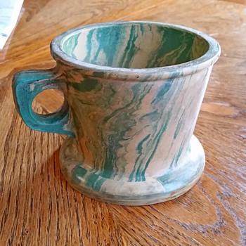 Flinn's Klingtite Nonbreakable Shaving Mug No. 5