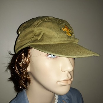 Saturday Evening Scout Post 1970s (I Think) Baseball Style BSA Official Uniform Cap  - Sporting Goods