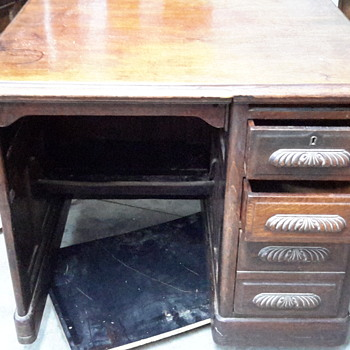 Help with identifying this large desk