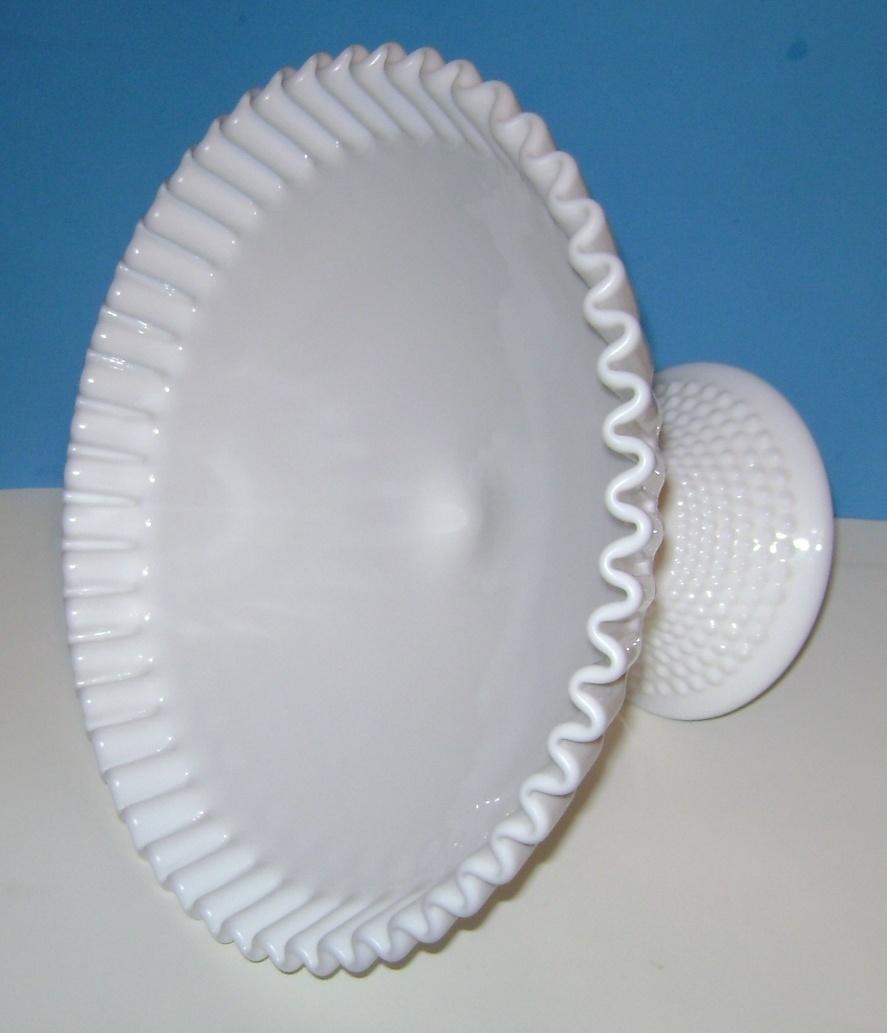 Fenton hobnail milk glass bowl collectors weekly reviewsmspy