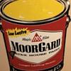 Benjamin Moore paint sign