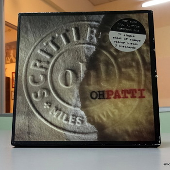 Scritti Politti - Oh Patti Boxed 7 inch single 1988 - Records
