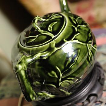 Hampshire Pottery Teapot - Pottery
