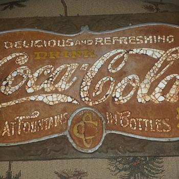 coca cola sign - Coca-Cola