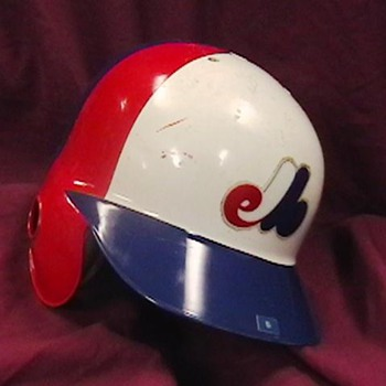 1979 Rusty Staub Montreal Expos Batting Helmet - Baseball