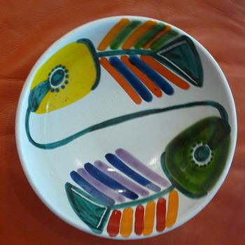 DE SIMONE BOWL & PLATE - Pottery