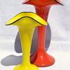"Czechoslovakia ""Tango"" vases"