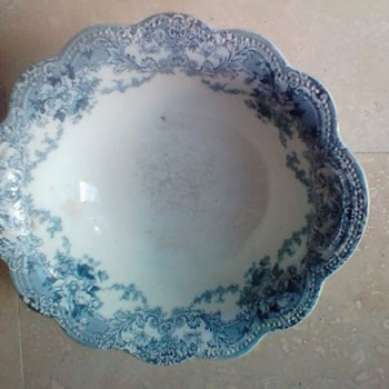 My mystery Johnsons Brothers bowl - China and Dinnerware
