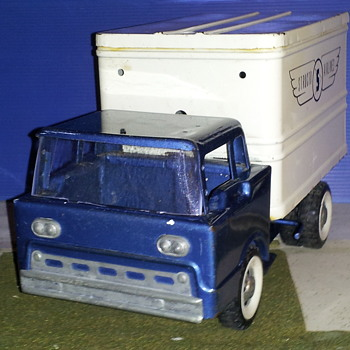 Structo Airlines Service Truck - Model Cars