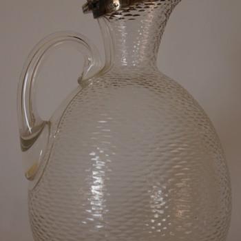 Hukin & Heath Claret Jug - Bottles