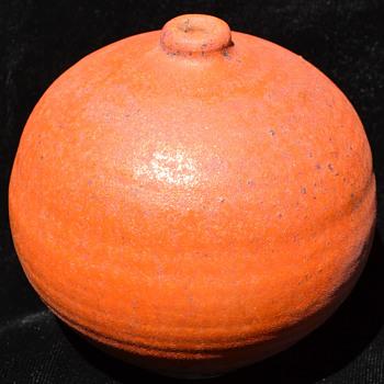 Frank Matranga weed vase - Pottery