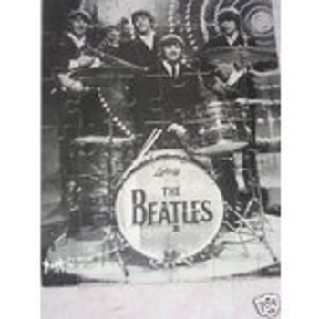 Vintage Official Beatles Fan Club Puzzle NEMS NET LTD 64 - Music Memorabilia