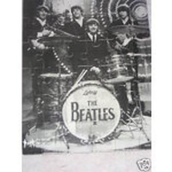 Vintage Official Beatles Fan Club Puzzle NEMS NET LTD 64