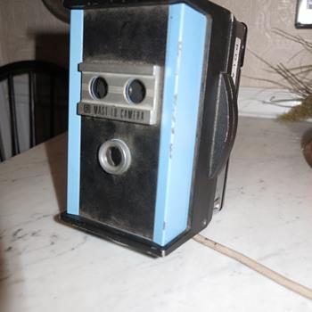 Mast Identification Camera - Cameras