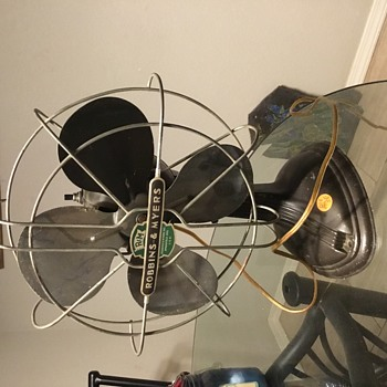 Vintage Robbins & Myers Fan (Working) - Tools and Hardware