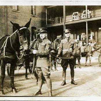 Fort George Wright, near Spokane, Washington, 1920s.... - Military and Wartime
