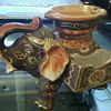 Elephant Ashtray Japan