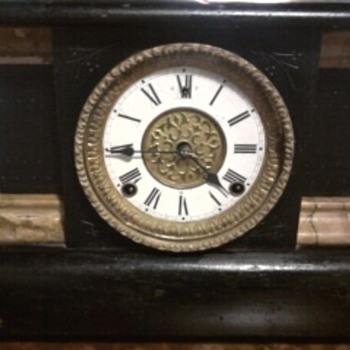Wm L. Gilbert Clock