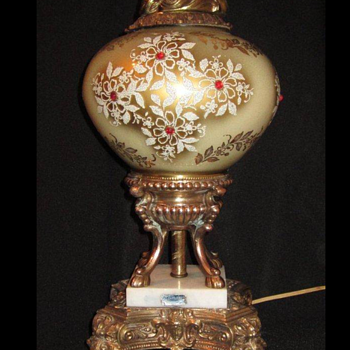 Age or Era of this lamp?  - Lamps