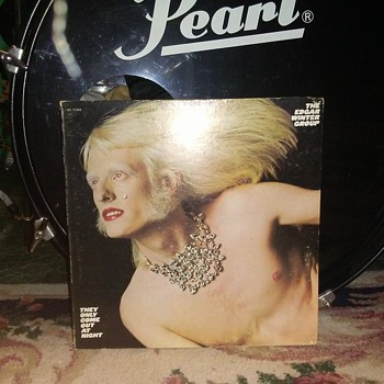 The Edgar Winter Group...On 33 1/3 RPM Vinyl - Records