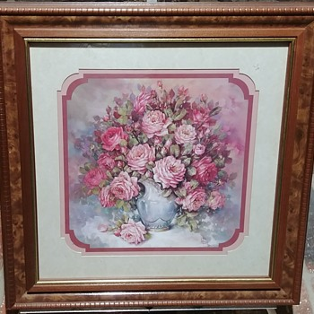 Floral Wall Art - Posters and Prints